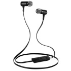 Ovleng NS9 Bluetooth Stereo Subwoofer Phone Headset Earphone - Black