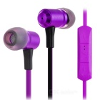 Ovleng S9 Bluetooth Stereo Subwoofer Phone Headset Earphone - Purple