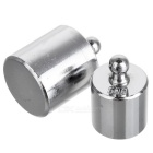 Physical 200g Combination 45# Steel Weight Set - Silver