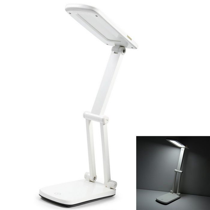 YAGE USB Rechargeable Foldable LED Table Light Touch Sensitive Dimming