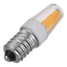 JRLED E14 Dimmable 4W 400lm COB LED Warm White Light Ceramic Bulbs