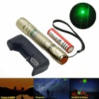 Joyshine JD-305 532nm Visible Beam Green Laser Pointer Pen Set - Gold
