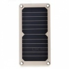 Portable 7W Solar Powered Battery Panel Board w/ Voltage Controller