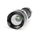 YAGE YG-336C Waterproof Rechargeable Zooming LED Flashlight 3-Mode