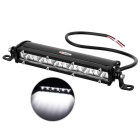 Ultra-thin LED Spot Light Cold White 6000K for Jeep, Truck ATV, SUV, Car, 4*4 4WD, Boat (10~30V)