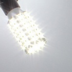 WLXY E27 15W 1000lm 6500K 60-SMD 5730 LED Aluminum Shell Corn Light