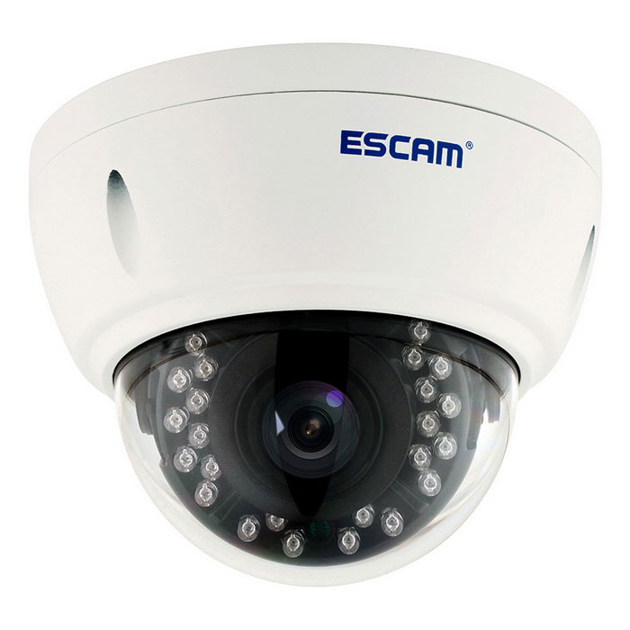 ESCAM Dome QD420 H.265 4.0MP Security CCTV Camera (AU Plug)