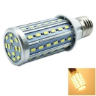 WLXY E27 15W 1000lm 3200K 60-SMD 5730 LED Aluminum Shell Corn Light