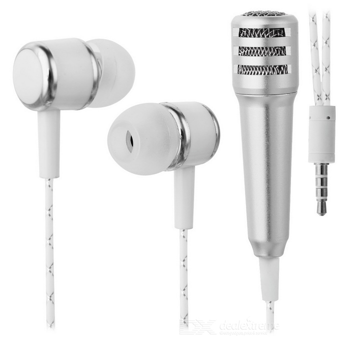 KICCY Universal In-Ear Earphone w/ Microphone - WhiteHeadphones<br>Form  ColorWhiteMaterialABSQuantity1 DX.PCM.Model.AttributeModel.UnitShade Of ColorWhiteHeadphone StyleBilateral,In-EarConnection3.5mm WiredCable Length115 DX.PCM.Model.AttributeModel.UnitSNR&gt;56dBSensitivity-46dB/Pa±3dRemoteNoWith MicrophoneBuilt-inConnector3.5mmOther Featuresproximity effectsBrandOthers,KICCYBluetooth VersionNoWaterproof LevelIPX0 (Not Protected)Applicable ProductsUniversalHeadphone FeaturesWith Microphone,PortableSupports MusicYesSupport Memory CardNoSupport Apt-XNoPacking List1 * Earphone<br>