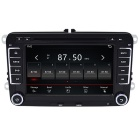 Buy HD 1024*600 16GB ROM Quad-Core Car DVD Player VW Polo, Jetta, Golf, Passat, Tiguan, RNS510 FM