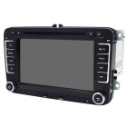 "Funrover 7"" Android OEM Car DVD Player w/ Europe Map GPS for VW Golf"