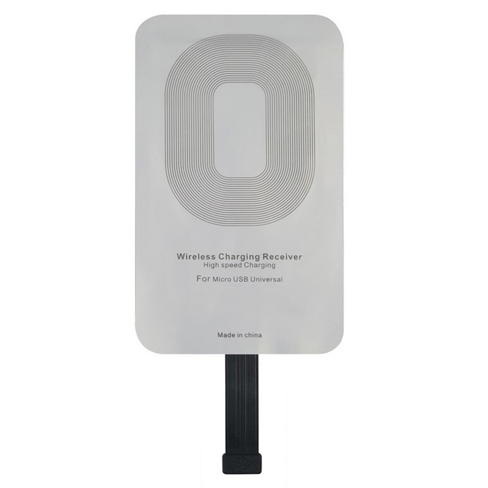 TI Chip QI Wireless Charging Receiver for Micro USB Mobile Phone
