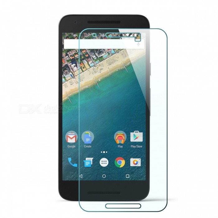 Mr.northjoe Tempered Glass Screen Protector for LG Google Nexus 5X