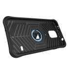 Protective TPU + PC Back Case w/ Holder Stand for Samsung Galaxy S5