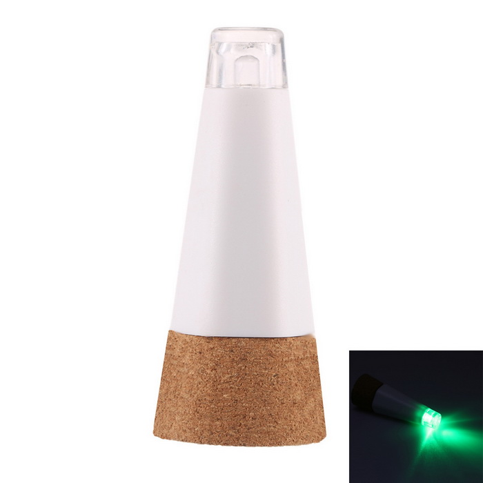 Super Bright Empty Wine Bottle Lamp Rechargeable USB LED Night Light