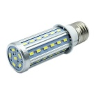 WLXY E27 10W 1000lm 3200K 42-SMD 5730 LED Aluminum Shell Corn Light