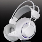 PLEXTONE PC835 Over-ear Gaming Headphone Headset Earphone With Mic Stereo Bass LED Light Glow