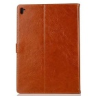 Cow Split Leather Case w/ Stand / Card Slots for IPAD PRO 9.7''