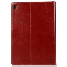 Cow Split Leather Case w/ Stand/ Card Slots for IPAD PRO 9.7''