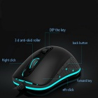 KELIMA Optical Gaming Wired Mouse 500W Self-defining
