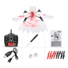 2.4GHz 4CH 6-Axis  2-Transmitter Mode Halloween Skull RC Quadcopter