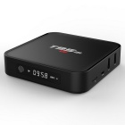 T95m Android 6,0 ​​Smart TV Box w / 1 GB RAM, 8 GB ROM - Svart (US pluggar)