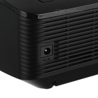 Android 4.2 1500lm LED Projector w/ 1GB RAM, 4GB ROM - Black (US Plug)