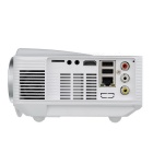 Android 4.2 1500lm LED Projector w/ 1GB RAM, 4GB ROM - White (US Plug)