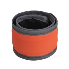 Outdoor Sports Cycling Reflective Lighting Hand Ring Band - Orange