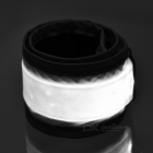 Outdoor Sports Cycling Reflective Lighting Hand Ring Band - White