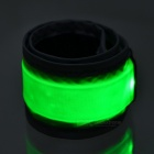 Outdoor Sports Cycling Reflective Lighting Hand Ring Band - Green