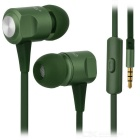 Buy Ovleng ip-360 Universal 3.5mm Plug Wired In-Ear Earphones - Green