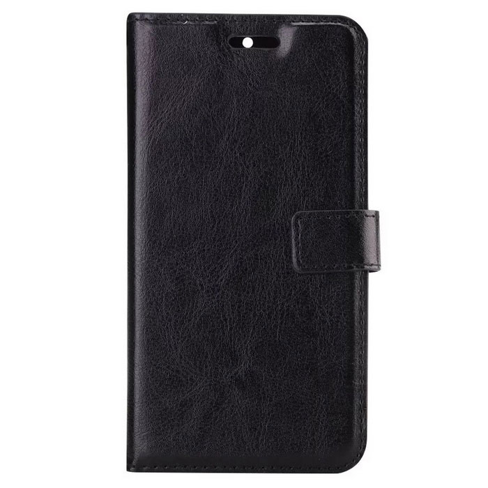 Wallet Case w/ Stand / Card Slots for Oneplus 3 - Black