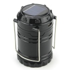 E-SMART Solar Rechargeable Camping Light Retractable Tent Light