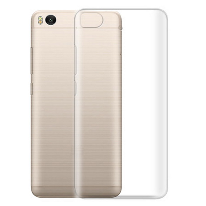 Ultra-Thin Protective TPU Back Case for Xiaomi 5s - Transparent