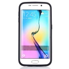 Wiredrawing TPU Phone Back Case / Card Slot for Samsung Galaxy S6 Edge