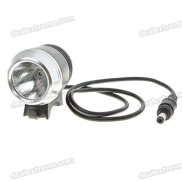 MJ-838 HA-III Cree XP-E 3-Mode 200-Lumen LED Bike Light Set (2*18650)