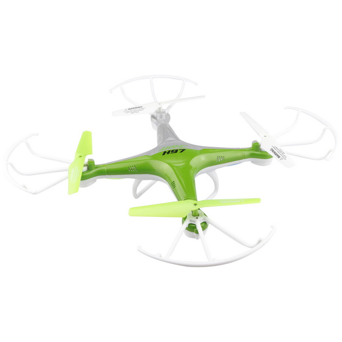 JJRC H97 2.4G 6-axis Gyro RC Quadcopter - Green