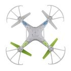 JJRC h97 2.4G 6-akselinen gyro RC quadcopter - green