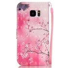 BLCR Cherry Trees 3D Pattern Protective Case for Samsung Galaxy S7