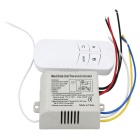 220V Three-Way LED Control Switch w/ Manual Remote Control