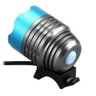 blanco fresco 3-Mode resistente al agua meshion T6 1-LED de luz LED de bicicletas