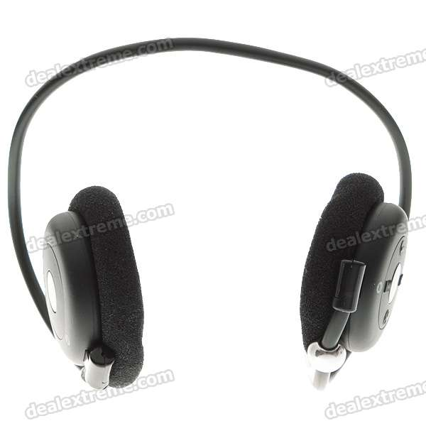 S500 Sport MP3 Player + Bluetooth Stereo Headset with TF Card Slot (6-Hour Talk/120-Hour Standby) - Free Shipping - DealExtreme