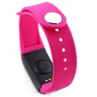 Maikou X7 Wristband Heart Health Monitor Devices -  Pink + Black