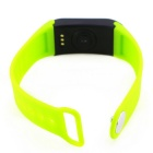 Maikou X7 Wristband Heart Health Monitor Device - Green + Black