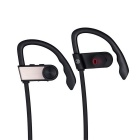 Sport impermeable inalámbrico Bluetooth V4.1 Earhook auricular - Oro