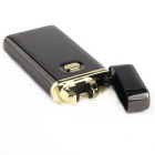 MAIKOU Single Electric Arc USB Lighter - Black + Gold