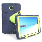 Protective Silicone Tablet Case w/ Hard Stand for for LG G Pad2 V498 V496 V495