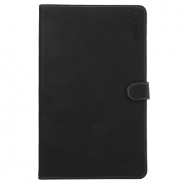 ENKAY Protective Case w/ Stand for Samsung Tab A 10.1 T580 - Black