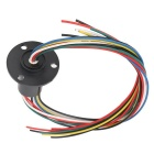 High Current Slip Ring 8 Circuits 10A/Circuit for Wind Turbine